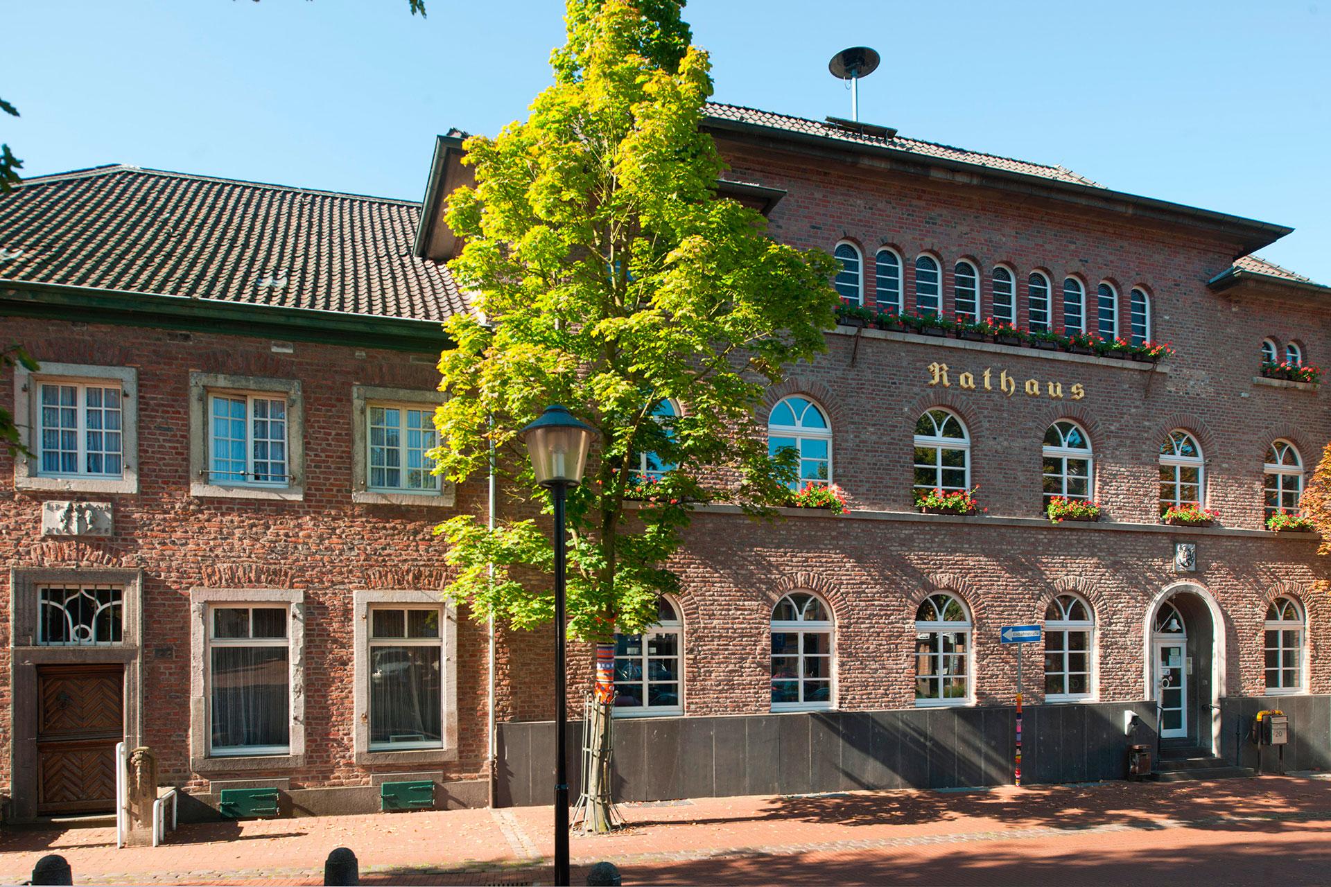 Schwalmtaler Rathaus in Waldniel