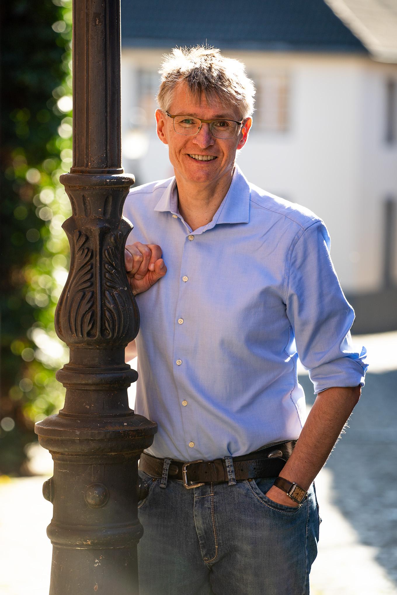 Wahlkreiskandidat der SPD Schwalmtal