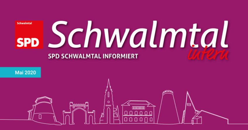 Schwalmtal intern Mai 2020