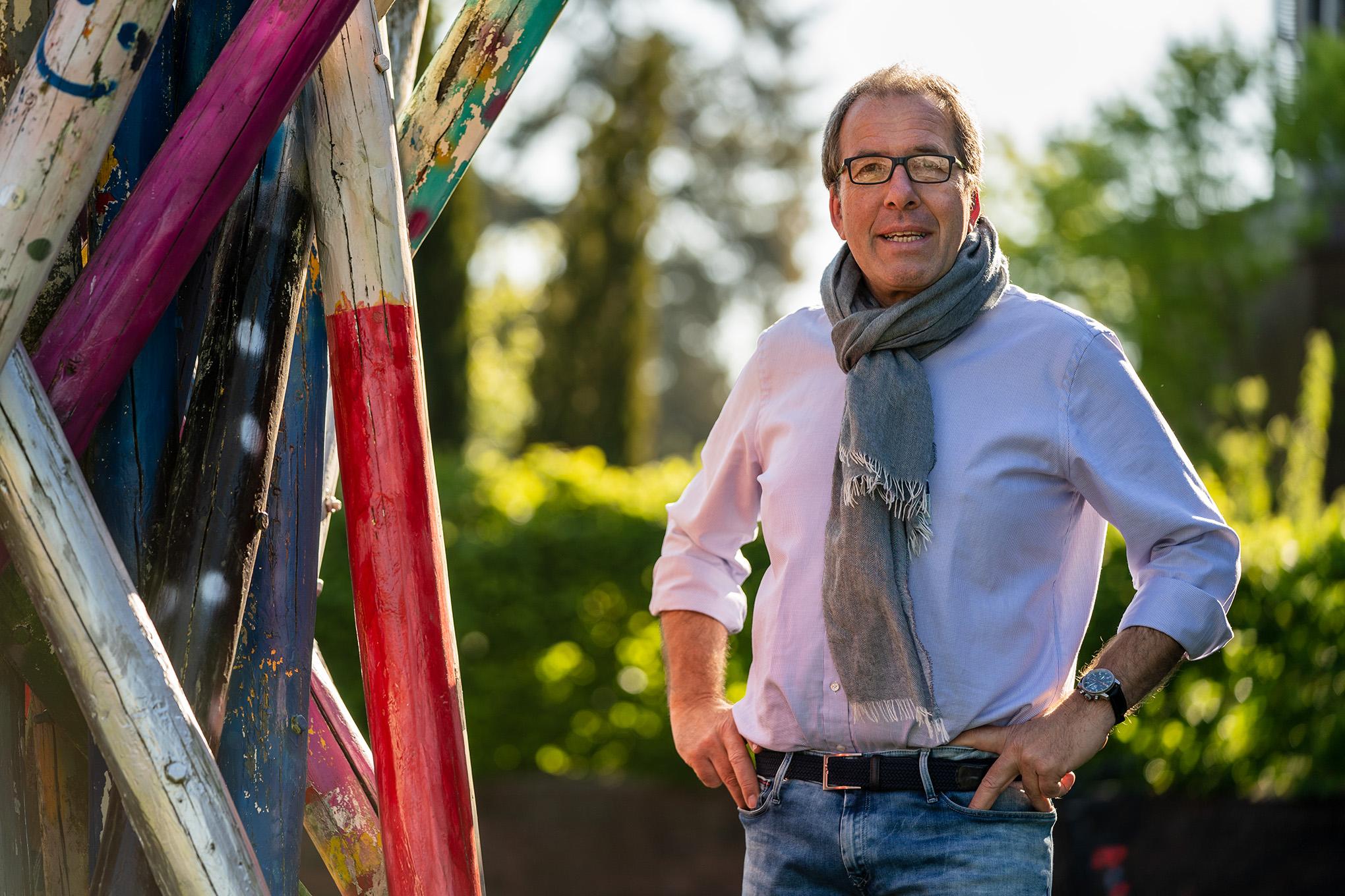 Rico Küpper für Waldniel Süd