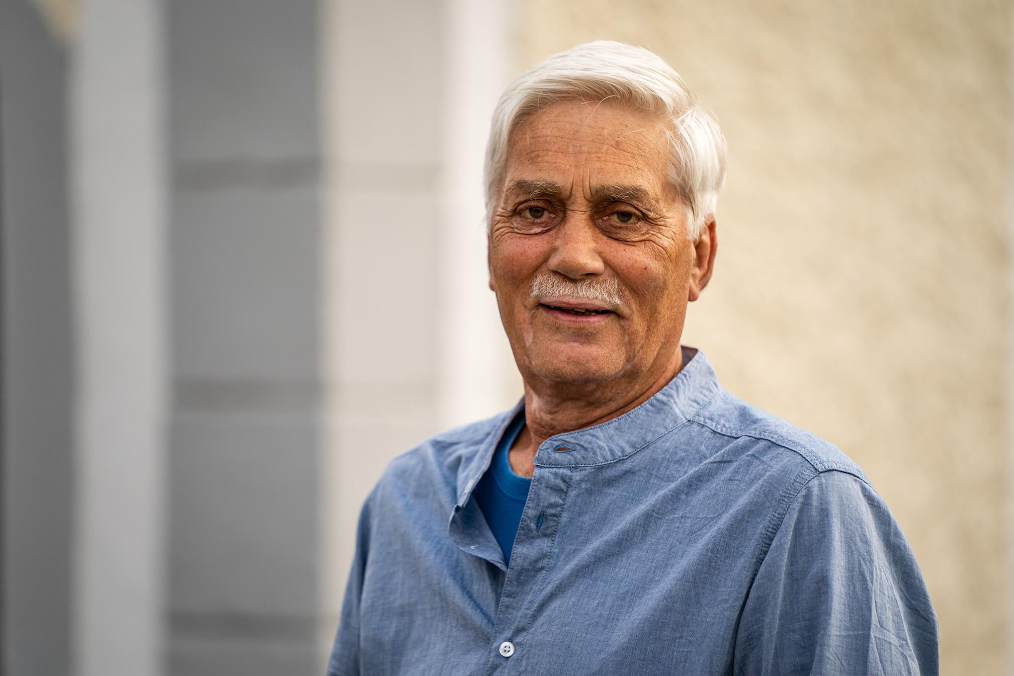 Helmut Hyzak für Vogelsrath